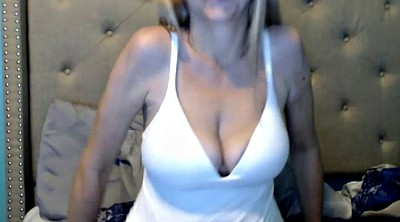 Webcam, Big tits masturbation