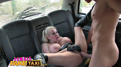 Taxi, Fake taxi, Surprised