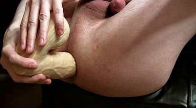 Big dildo, First time anal, Anal toy gay, First time gay, First sex, First gay