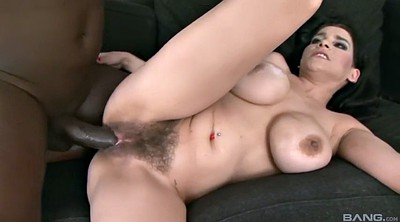 Hairy black, Shower anal, All anal