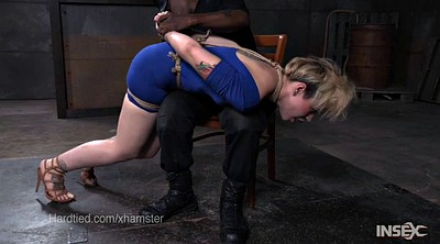 Bdsm, Girl, Small tits, Girl spanked