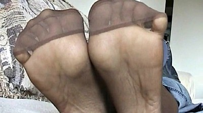Sole, Pantyhose feet