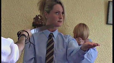 Schoolgirl, Punish, British teen
