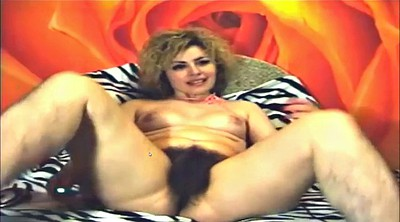 Hairy pussy, Hairy solo, Pussy show, Hairy webcam