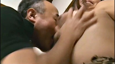 Japanese mature, Asian mature, Japanese deep throat