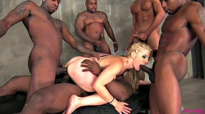 Gangbang, Double, Ashley fires
