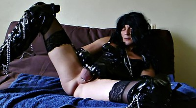 Boots, Dildo, Crossdressing