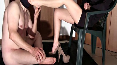 Italian, Shoe, Femdom foot, Licking feet, Lick shoes