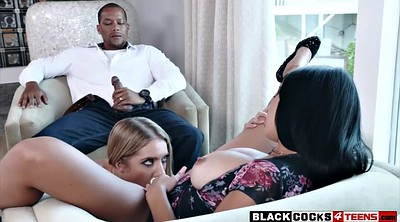 Interracial, Kim k, Candice dare