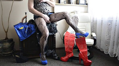 Boots, Boot, Milf boots, Pantyhose heels
