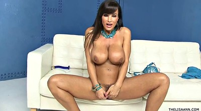 Lisa ann, Masterbation