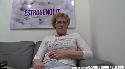 Caught, Injection, Matures, Matured czech, Injections, Mature orgasm