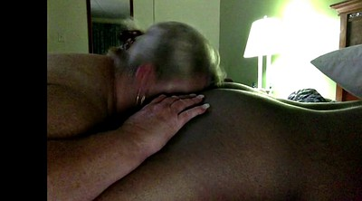 Rimjob, Amateur interracial