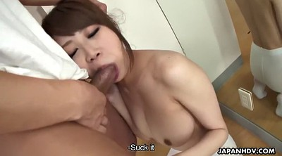 Cute, Busty, Japanese busty, Suck, Japanese big tit, Japanese flexible