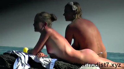 Beach nudist, Beach, Nudist, Nudism, Teen nudist