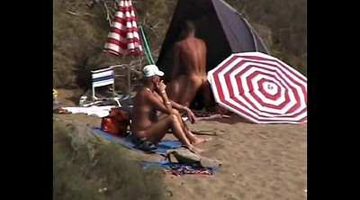Flash, Beach sex, Public flashing, Nudists, Nudist, Middle