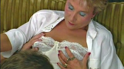 German anal, Hairy anal mature, German mature anal