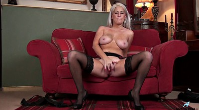 Finger solo hd, Leather, Strips, Stockings solo