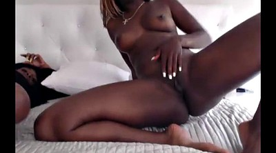 Naked, Black ass