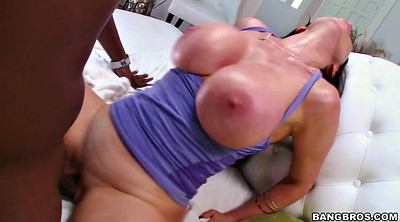 Big tits, Missionary, Benz, Big black cock, Single, Nikki benz
