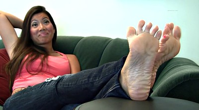 Asian foot, Sole, Asian feet, Stinky foot