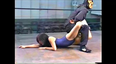 Japanese bdsm, Wrestling, Japanese t