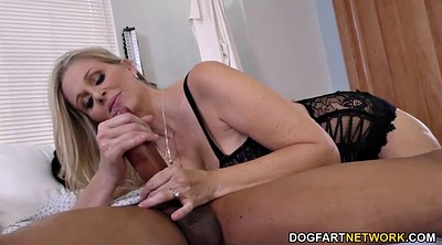 Julia ann, Black, Ebony cougar