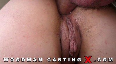 Double anal, Anal casting