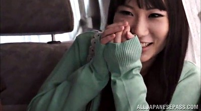 Japanese handjob, Japanese blowjob, Japanese threesome, Japanese car, Asian babe