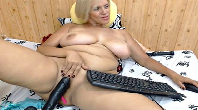 Mature webcam