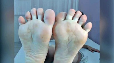 Foot, Sounding, Foot sole