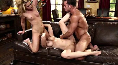 Julia ann, Abby, Cross, Anne, Face sit, Abby cross