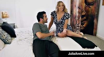 Julia ann, Anne, Step mom, Ann, Julia ann mom