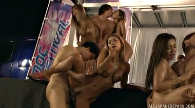 Japanese group, Japanese orgy, Together