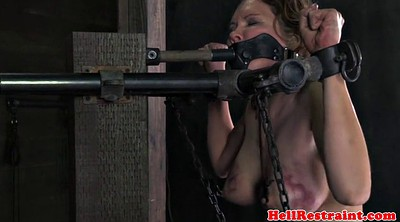 Whip, Whipping, Bound gagged