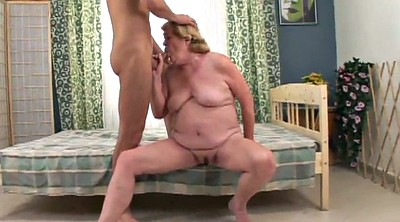 Rough, Creampies, Granny creampie