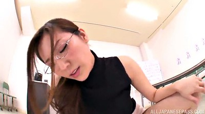 Glasses, Hot, Hot teacher