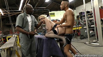Christie stevens, Boss, Worker, Anal gang bang