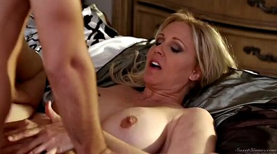 Julia ann, Mature horny, Young son, Anne, Mature son, Busty mature
