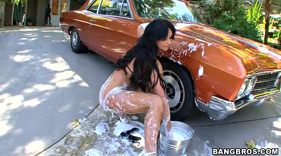 Phoenix marie, Car, Big tits solo, Wash, Phoenix marie solo, Mary wet