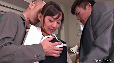 Japanese office, Japanese creampie