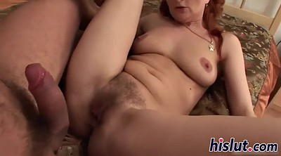 Hairy pussy, Creampie pussy