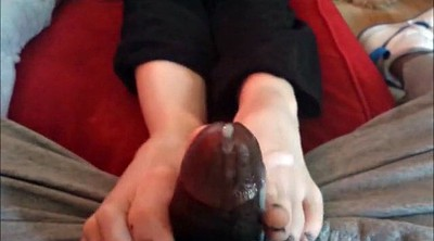 Footjob, Emo, Girl feet
