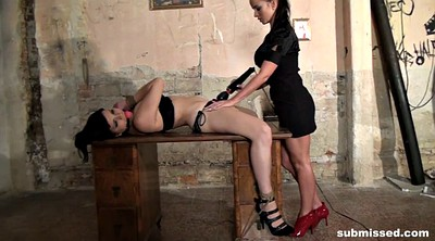Cfnm, Submission, Tied up, Tied toyed