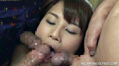 Maid, Orgasms, Asian gangbang, Asian doggy