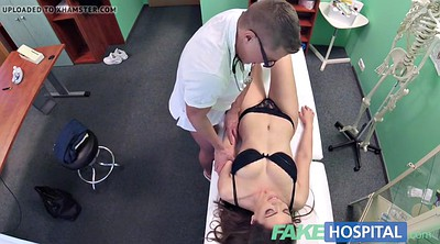 Hospital, Fake hospital, Orgasms, Multiple orgasm, Doctor fake