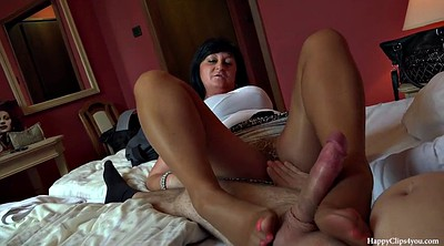 Mom footjob, Taboo, Old and young, Friend, Mom taboo, Mom friend