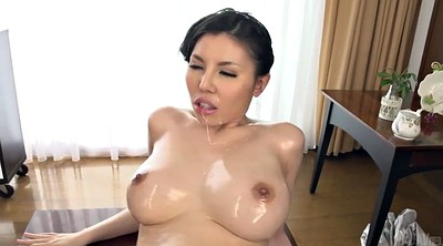 Asian, Japanese big tits, Japanese beauty, Japanese hairy, Japanese facial, Oiled