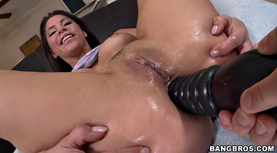 Huge dildo, Anal close-up, Huge dildo anal, Dildo anal