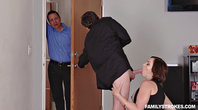 Cuckold, Yasmine, Nephew, Almost caught